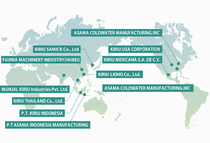 KIRIU Group Overseas